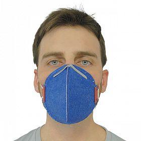 Máscara de Proteção PFF2 P2 PRO SAFETY