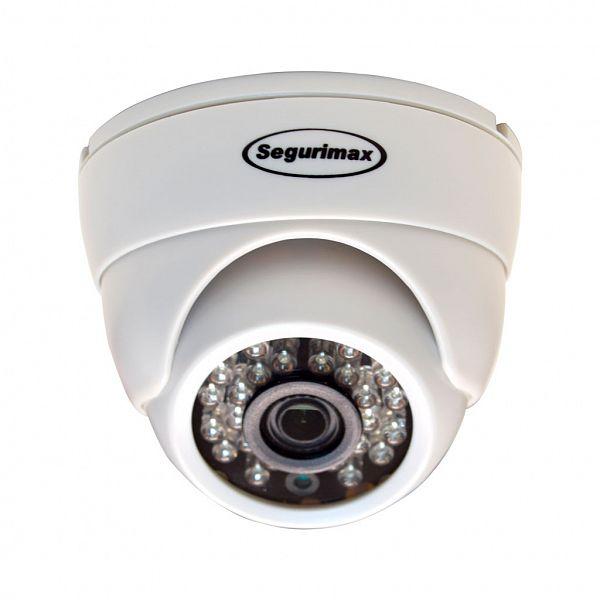 Câmera Dome 4 em 1 - 2.0MP 2.8mm IR 20m