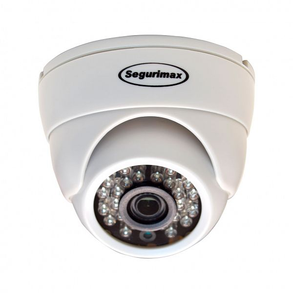 Câmera Dome 4 em 1 - 2.0MP 3.6mm IR 20m