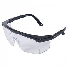 b3cd7a91dd1cf Óculos proteção   lente incolor   policarbonato -