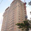 Tela de proteção BRANCA 3x100m p/ fachadas