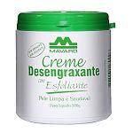 Creme Mavaro Desengraxante com Esfoliante - 500g