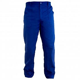Calça brim pesado Azul royal