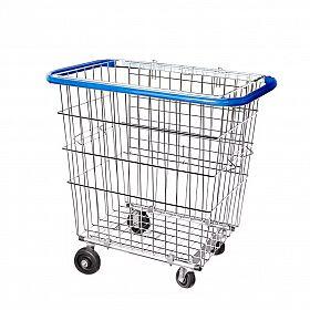 Carrinho de compras para condomínio 215 litros