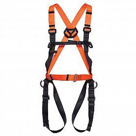 Cinto Segurança MG Cintos Paraquedista 2 pontos sem talabarte com regulagem total