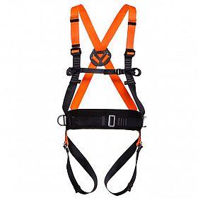 Cinto Segurança MG Cintos Paraquedista 4 pontos sem talabarte com regulagem total com almofada