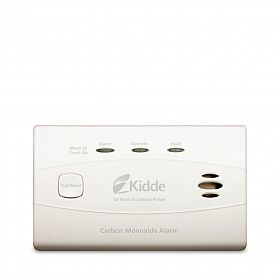 Detector CO Cozinha E Área De Serviço Com Alarme