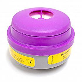 Filtro combinado para vapor orgânico + gases ácidos+P3 (N) - PAR