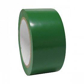 Fita adesiva demarcação solo 4,5cmx30m verde