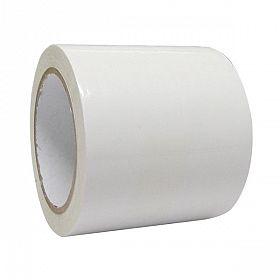 Fita adesiva demarcação solo 9,5cmx30m branca