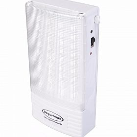 Iluminação emergência Segurimax autônoma LED 300 lúmens