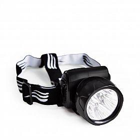 Lanterna de cabeça LED recarregável