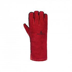 Luvas soldador 5 dedos / alta temperatura