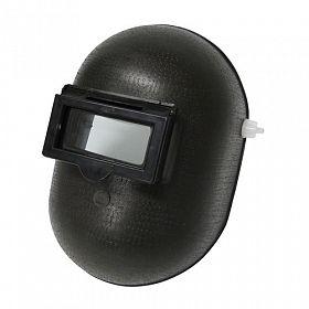 Máscara solda polipropileno com catraca e visor articulável