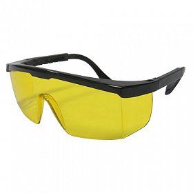Óculos proteção Kalipso Jaguar lente âmbar