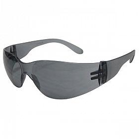 Óculos proteção Kalipso modelo esportivo lente cinza
