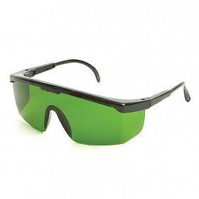 Óculos proteção lente verde