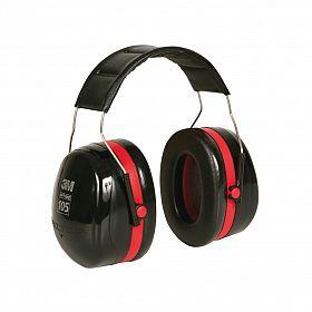Protetor auricular 3M Peltor H10A tipo concha 27 dB