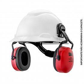 Protetor auricular 3M tipo concha acoplável 18 dB Muffler