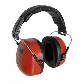 Protetor auricular tipo fone 21db - 3M Pomp Muffler