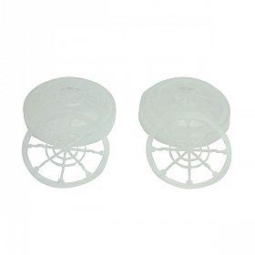 Retentor e base pré-filtro P2 para máscara (N)
