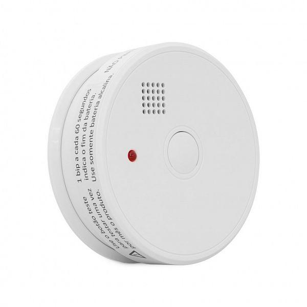 Detector de Fumaça Segurimax Autônomo